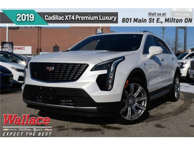 2019 Cadillac XT4 Premium Luxury (Stk: 172449) in Milton - Image 1 of 11