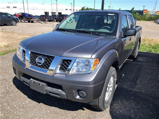 2018 Nissan Frontier SV (Stk: 18335) in Barrie - Image 1 of 4