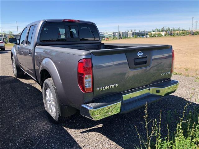 2018 Nissan Frontier SV (Stk: 18335) in Barrie - Image 2 of 4
