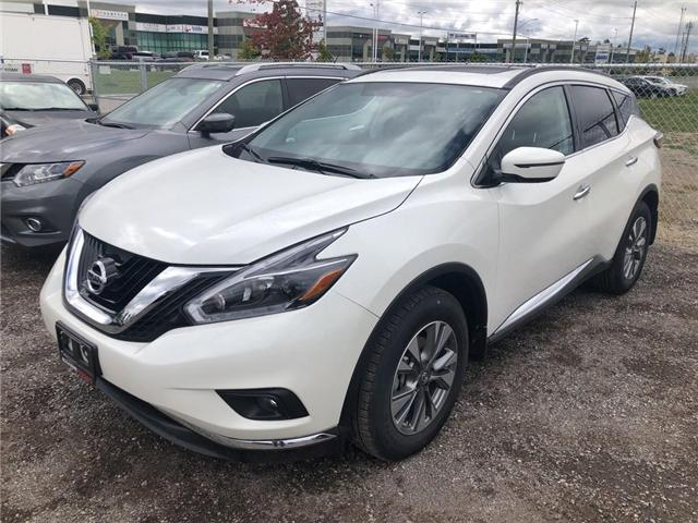 2018 Nissan Murano SV (Stk: 18646) in Barrie - Image 1 of 4