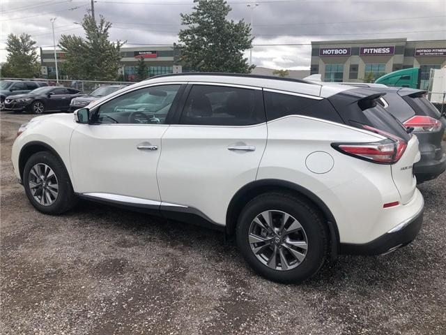 2018 Nissan Murano SV (Stk: 18646) in Barrie - Image 2 of 4
