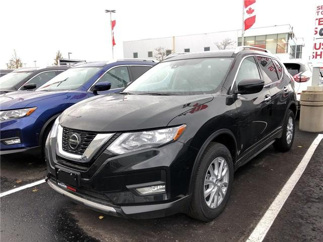 2019 Nissan Rogue SV (Stk: 19010) in Barrie - Image 1 of 4