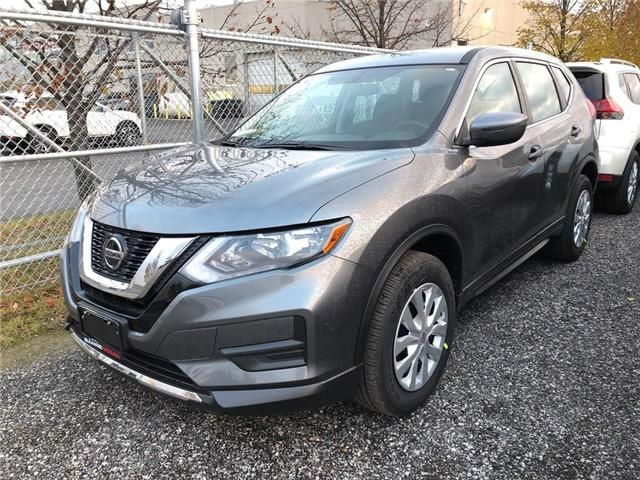 2019 Nissan Rogue S (Stk: 19033) in Barrie - Image 1 of 4