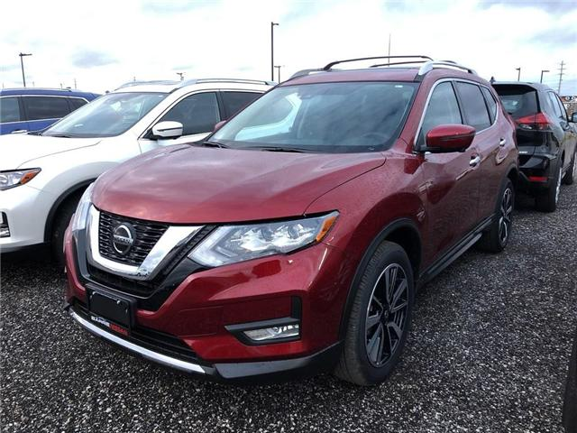 2019 Nissan Rogue SL (Stk: 19035) in Barrie - Image 1 of 4