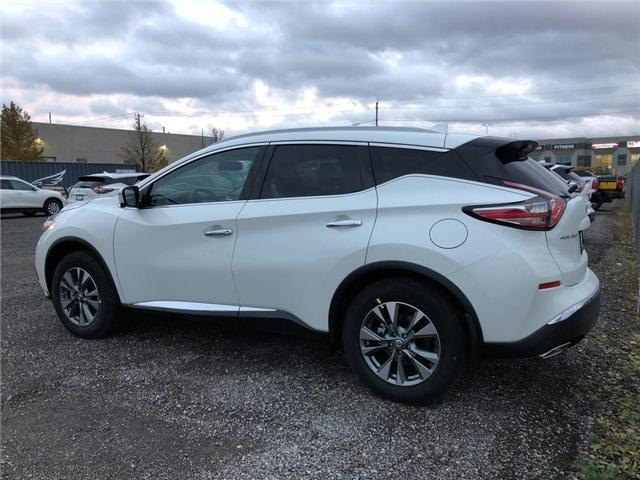 2018 Nissan Murano SL (Stk: 18765) in Barrie - Image 2 of 4