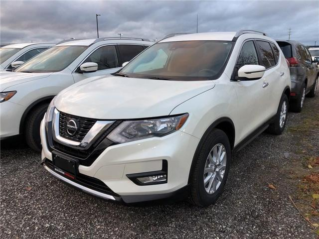 2019 Nissan Rogue SV (Stk: 19038) in Barrie - Image 1 of 4