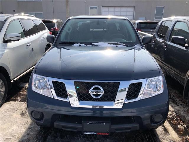 2019 Nissan Frontier SV (Stk: 19058) in Barrie - Image 2 of 3