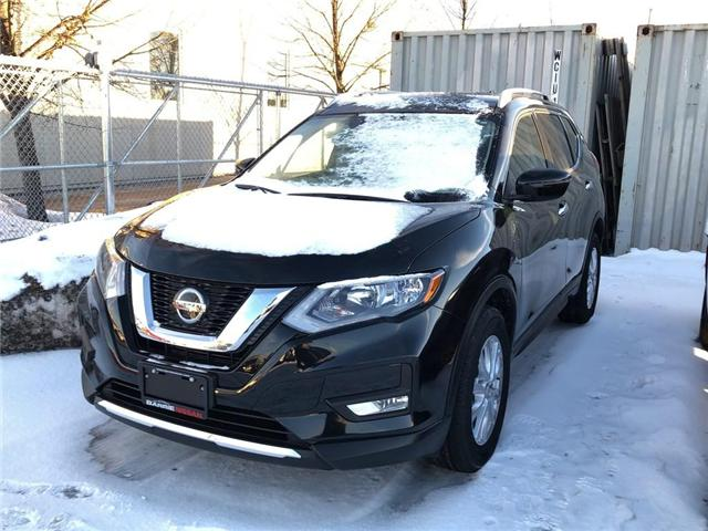 2019 Nissan Rogue SV (Stk: 19078) in Barrie - Image 1 of 5