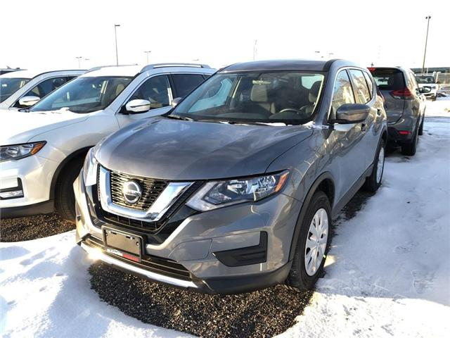 2019 Nissan Rogue S (Stk: 19077) in Barrie - Image 1 of 5