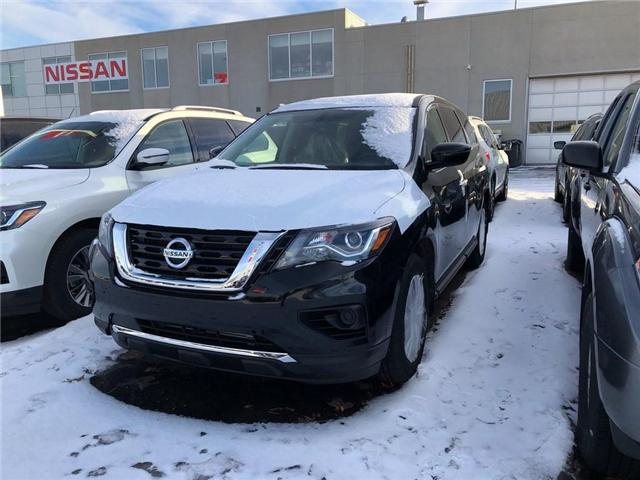 2019 Nissan Pathfinder S (Stk: 19089) in Barrie - Image 1 of 5