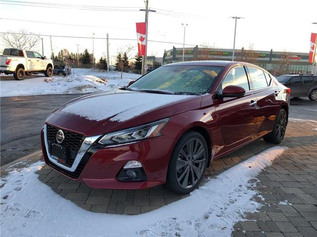 2019 Nissan Altima 2.5 Edition ONE (Stk: 19101) in Barrie - Image 1 of 5