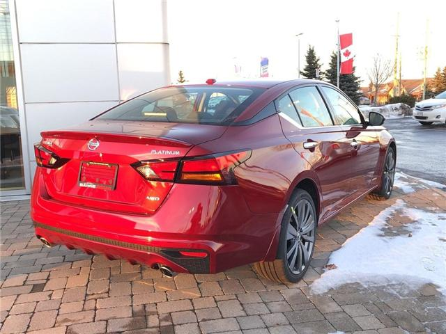 2019 Nissan Altima 2.5 Edition ONE (Stk: 19101) in Barrie - Image 2 of 5