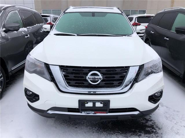 2019 Nissan Pathfinder SL Premium (Stk: 19121) in Barrie - Image 2 of 5