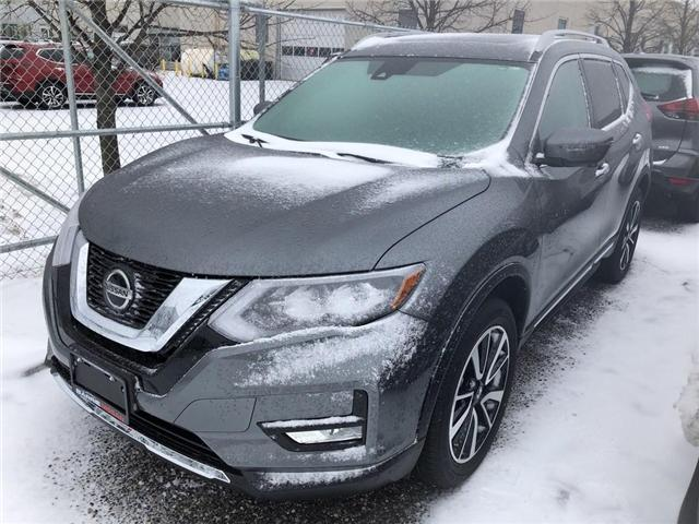 2019 Nissan Rogue SL (Stk: 19113) in Barrie - Image 1 of 4
