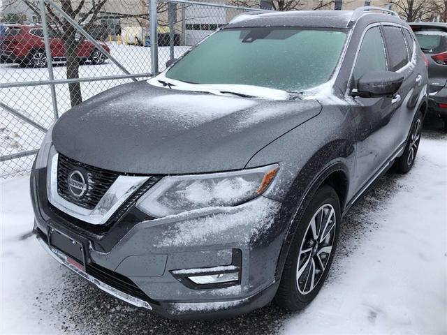 2019 Nissan Rogue SL (Stk: 19113) in Barrie - Image 2 of 4
