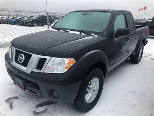 2019 Nissan Frontier S (Stk: 19127) in Barrie - Image 1 of 3
