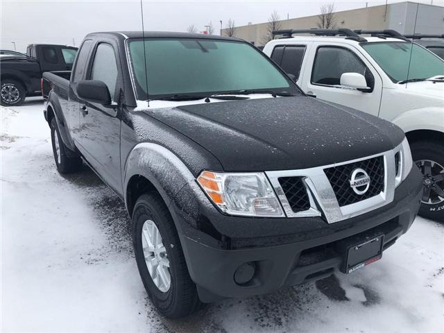 2019 Nissan Frontier S (Stk: 19127) in Barrie - Image 2 of 3