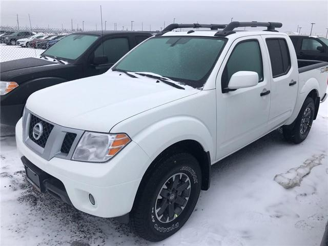 2019 Nissan Frontier PRO-4X (Stk: 19131) in Barrie - Image 1 of 4