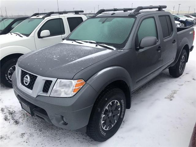 2019 Nissan Frontier PRO-4X (Stk: 19130) in Barrie - Image 1 of 4
