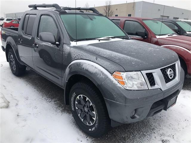 2019 Nissan Frontier PRO-4X (Stk: 19130) in Barrie - Image 2 of 4