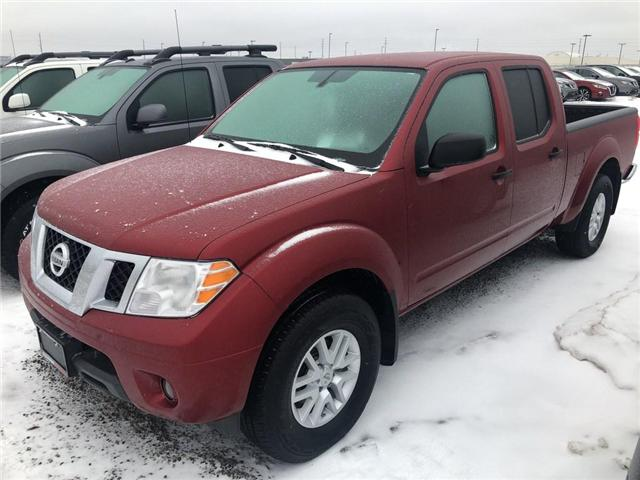 2019 Nissan Frontier SV (Stk: 19129) in Barrie - Image 1 of 4