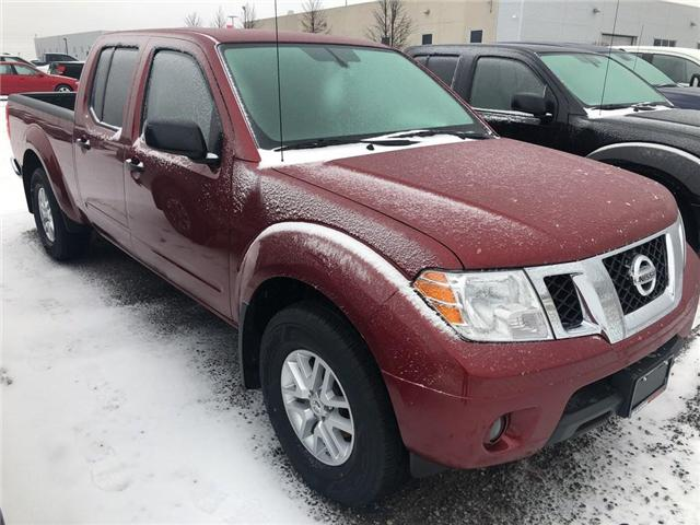 2019 Nissan Frontier SV (Stk: 19129) in Barrie - Image 2 of 4