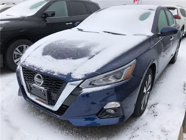 2019 Nissan Altima 2.5 SV (Stk: 19138) in Barrie - Image 1 of 3