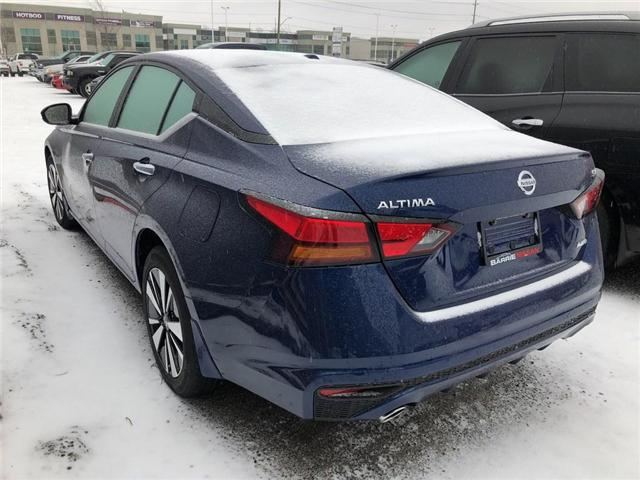 2019 Nissan Altima 2.5 SV (Stk: 19138) in Barrie - Image 3 of 3