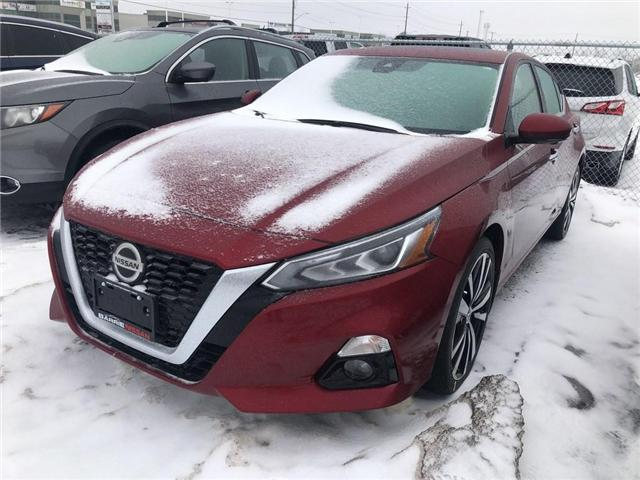 2019 Nissan Altima 2.5 Platinum (Stk: 19150) in Barrie - Image 1 of 3