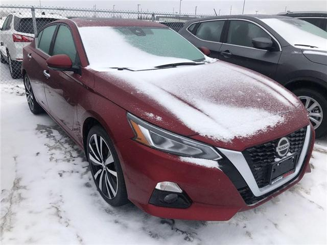 2019 Nissan Altima 2.5 Platinum (Stk: 19150) in Barrie - Image 3 of 3