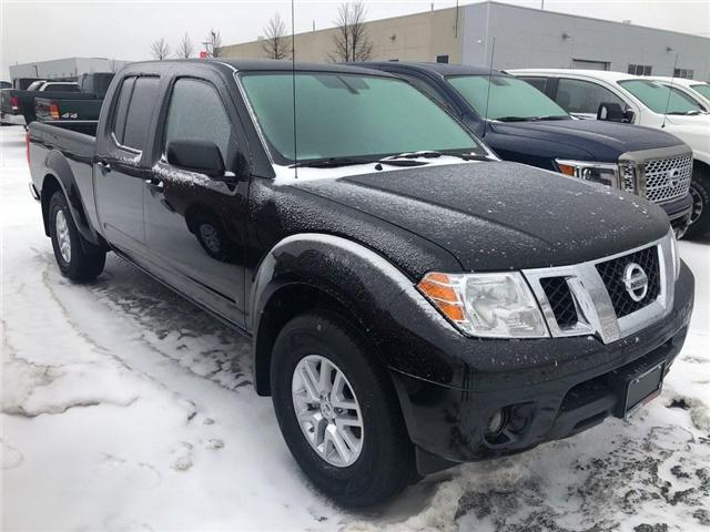 2019 Nissan Frontier SV (Stk: 19181) in Barrie - Image 2 of 4
