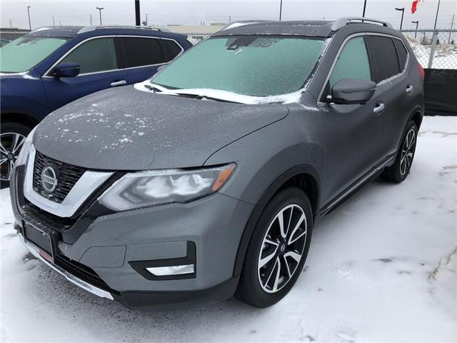 2019 Nissan Rogue SL (Stk: 19198) in Barrie - Image 1 of 4