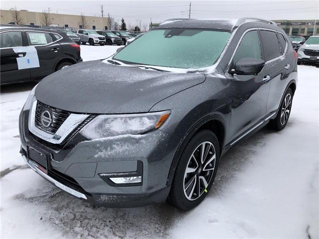 2019 Nissan Rogue SL (Stk: 19191) in Barrie - Image 1 of 5
