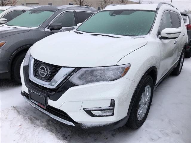 2019 Nissan Rogue SV (Stk: 19189) in Barrie - Image 1 of 3