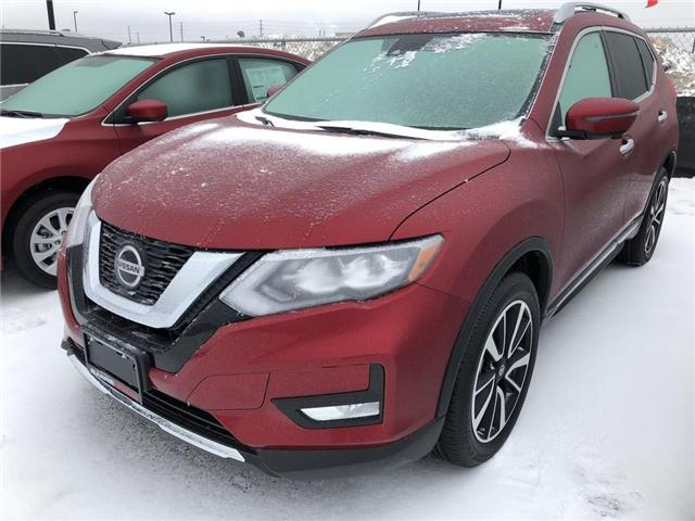 2019 Nissan Rogue SL (Stk: 19197) in Barrie - Image 1 of 3