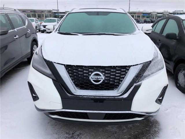 2019 Nissan Murano SV (Stk: 19204) in Barrie - Image 2 of 5