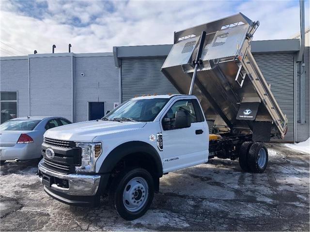 2019 Ford F550  (Stk: G19008) in Toronto - Image 1 of 13