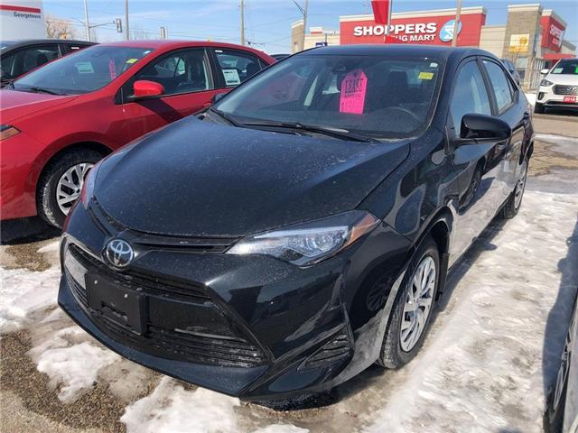 2019 Toyota Corolla LE (Stk: 9CR368) in Georgetown - Image 1 of 5