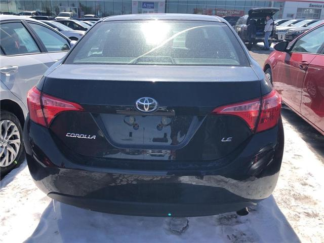 2019 Toyota Corolla LE (Stk: 9CR368) in Georgetown - Image 5 of 5