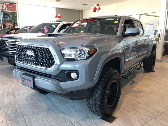 2019 Toyota Tacoma SR5 V6 (Stk: 9TA138) in Georgetown - Image 1 of 5