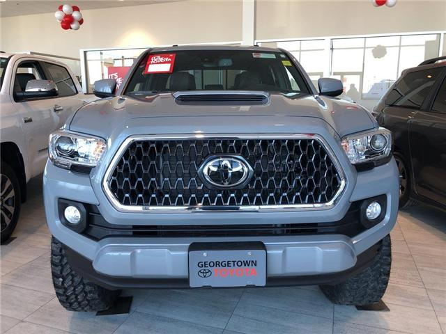 2019 Toyota Tacoma SR5 V6 (Stk: 9TA138) in Georgetown - Image 2 of 5