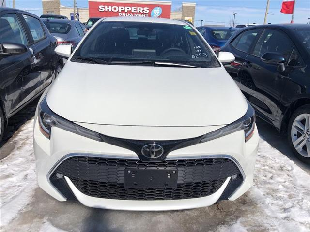 2019 Toyota Corolla Hatchback Base (Stk: 9CB425) in Georgetown - Image 2 of 5