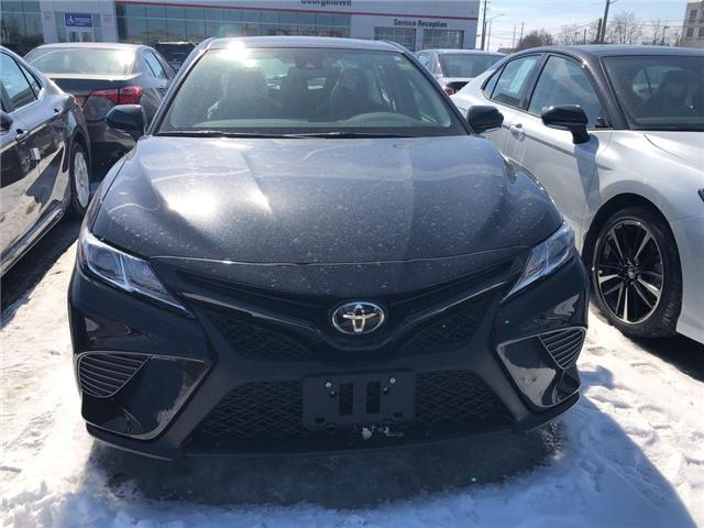 2019 Toyota Camry SE (Stk: 9CM434) in Georgetown - Image 2 of 5