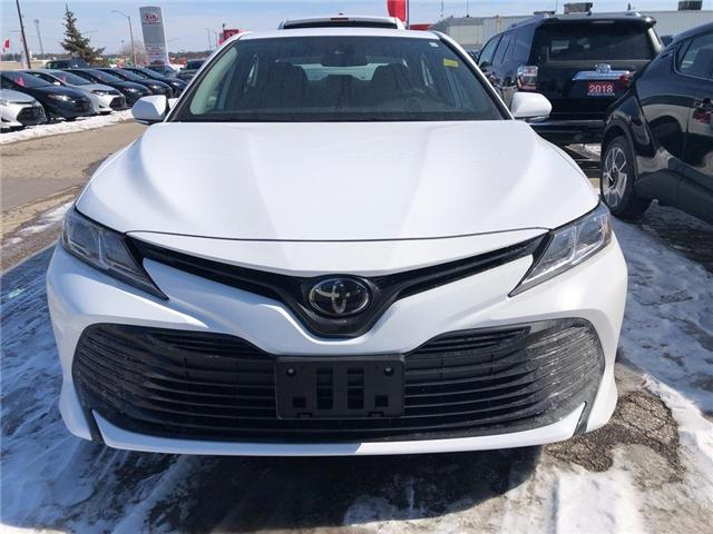 2019 Toyota Camry LE (Stk: 9CM449) in Georgetown - Image 2 of 5