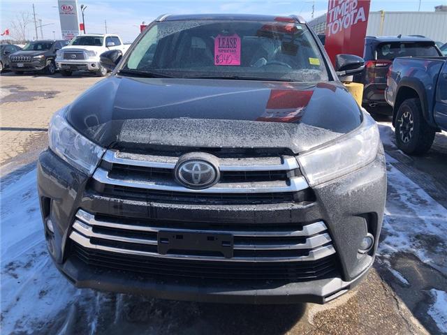 2019 Toyota Highlander XLE (Stk: 9HG448) in Georgetown - Image 2 of 5