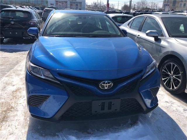 2019 Toyota Camry SE (Stk: 9CM453) in Georgetown - Image 2 of 5