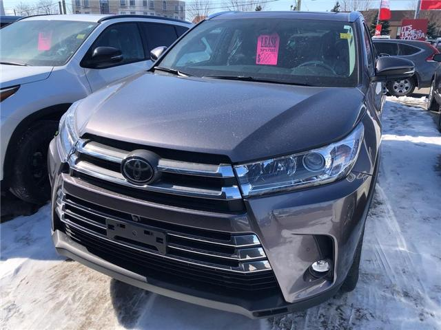2019 Toyota Highlander Limited (Stk: 9HG455) in Georgetown - Image 2 of 5