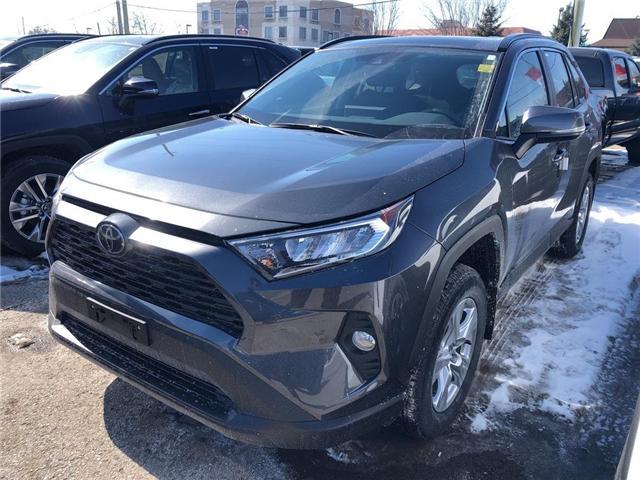 2019 Toyota RAV4 XLE (Stk: 9RV466) in Georgetown - Image 1 of 5
