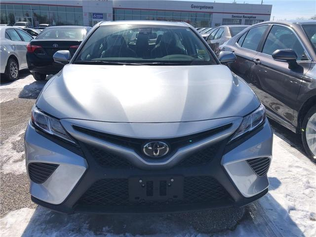 2019 Toyota Camry SE (Stk: 9CM462) in Georgetown - Image 2 of 5
