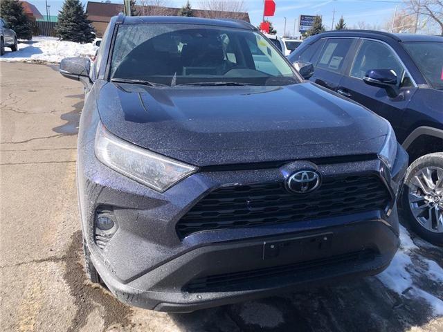 2019 Toyota RAV4 XLE (Stk: 9RV471) in Georgetown - Image 1 of 5